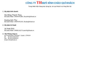 tnh.com.vn screenshot