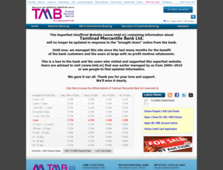 tnmbonline.com screenshot