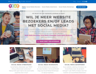 tnmf.nl screenshot
