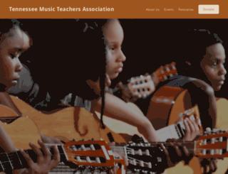 tnmta.org screenshot
