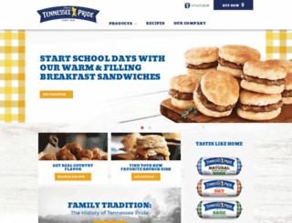 tnpride.com screenshot