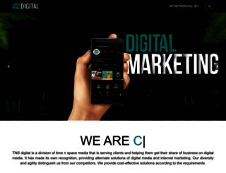 tnsdigital.net screenshot