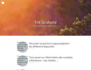 tnt-gratuite.fr screenshot
