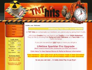 tnthits.com screenshot