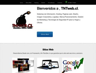 tntweb.cl screenshot