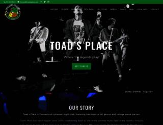 toadsplace.com screenshot