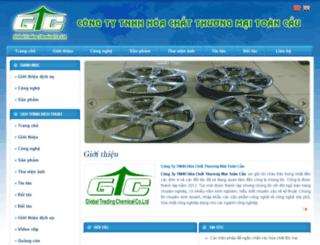 toancau.colombovn.com screenshot