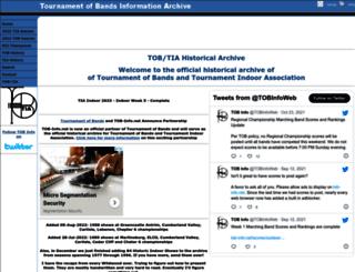 tob-info.net screenshot