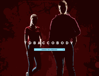 tobaccobody.fi screenshot