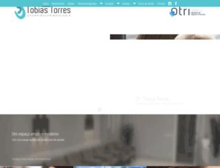 tobiastorresotorrino.com.br screenshot