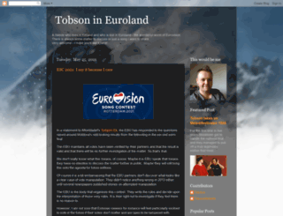 tobsonineuroland.blogspot.co.nz screenshot