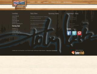 tobykfoxborough.tunestub.com screenshot