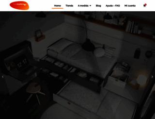tocamadera.es screenshot
