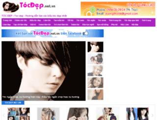 tocdep.net.vn screenshot