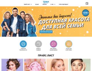 tochkafamily.ru screenshot