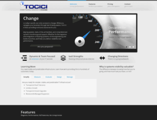 tocici.com screenshot