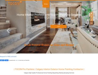 tocon.ca screenshot