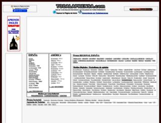todalaprensa.com screenshot