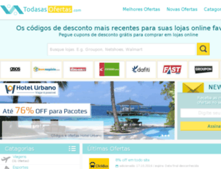 todasasofertas.com screenshot