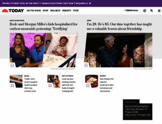 today.com screenshot