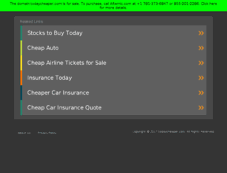 todaycheaper.com screenshot