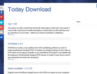 todaydownload.com screenshot