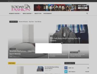 todayfashion.info screenshot