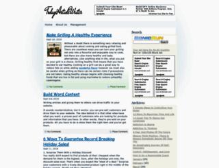 todaysarticlewriter.com screenshot