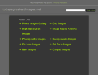 todaysgreatestimages.net screenshot