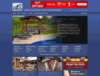todaysgreenconstruction.com screenshot