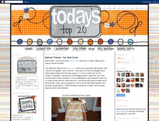 todaystoptwenty.blogspot.com screenshot