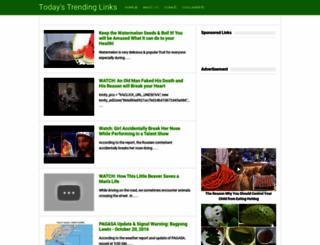 todaystrendinglinks.blogspot.com screenshot