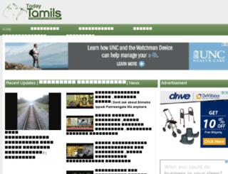 todaytamils.com screenshot