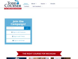 toddforrep.nationbuilder.com screenshot