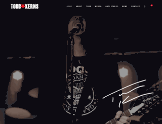 toddkerns.com screenshot