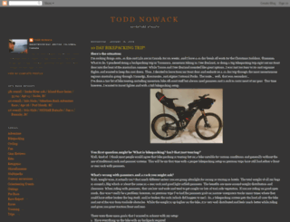 toddnowack.blogspot.fr screenshot
