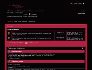 todestraum.net screenshot