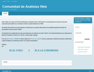todoanaliticaweb.com screenshot