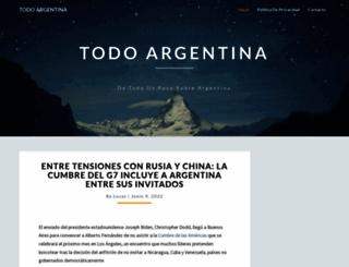 todoar.com.ar screenshot
