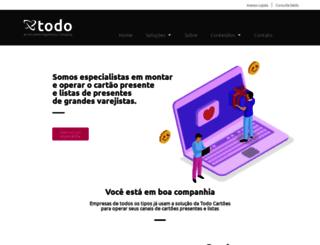 todocartoes.com.br screenshot