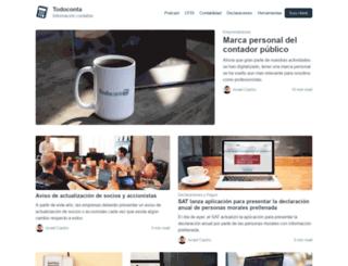 todoconta.com screenshot