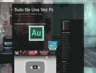 tododeunavezpc.blogspot.com.es screenshot