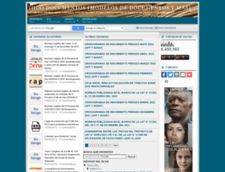 tododocumentos.blogspot.com screenshot