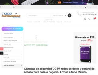 todoenseguridad.com screenshot
