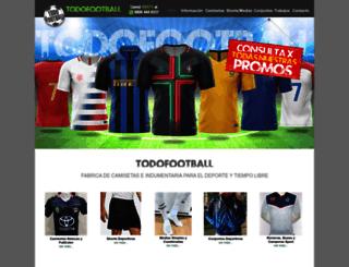 todofootball.com.ar screenshot