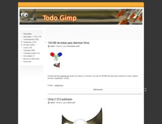 todogimp.com screenshot