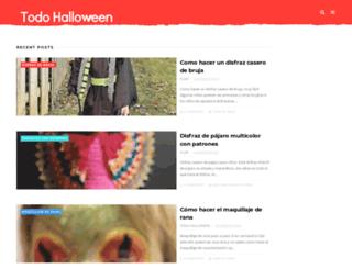 todohalloween.net screenshot