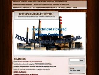 todoingenieriaindustrial.wordpress.com screenshot