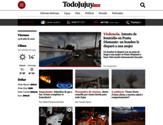 todojujuy.com screenshot