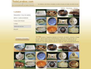 todolavabos.com screenshot